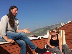rooftop debate