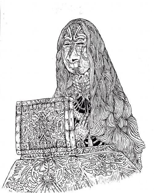 illustration by Henrik Kublick